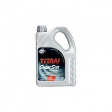 FUCHS TITAN SUPERSYN LONGLIFE 5W-40 4L