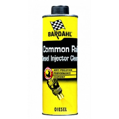 Bardahl - Injector Cleaner 6 in 1 - дизел, BAR-3205/1155.-0.5л.
